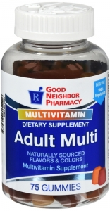 GNP Adult Multivitamin Gummies 75ct