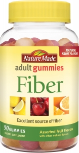 Nature Made Fiber Adult Gummies, 90ct