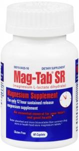 Mag-Tab SR Caplets  60ct