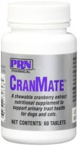 CranMate Chewable Tablets- 60ct