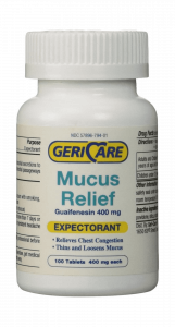 Gericare Mucus Relief - 100 Tablets