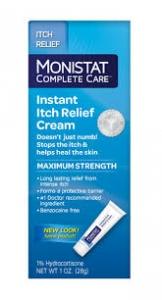 Monistat Itch Relief Cream- 1oz