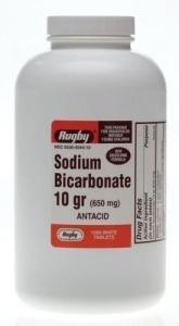 Major Sodium Bicarbonate 650mg Tablet 1000ct