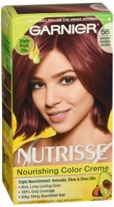 Nutrisse Haircolor - 56 Sangria (Medium Reddish Brown)