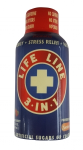 Life Line 3 In 1 Energy Shot