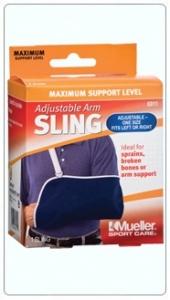 Mueller Arm Sling Adjustable-1 ct