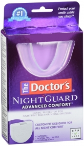The Doctor's Night Guard Advanced Comfort Dental Protector - 1ct