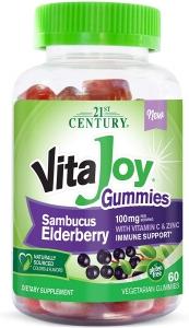 21st Century Vitajoy Elderberry Gummy 60ct