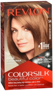Colorsilk Hair Color 5G Light Golden Brown