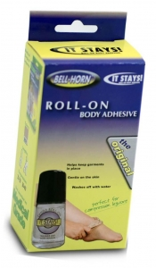 It Stays! Roll-On Body Adhesive - 2oz