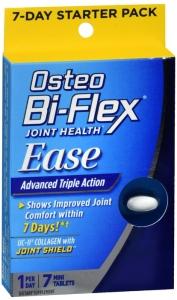 Osteo Bi-Flex Ease Mini-Tab Trial Pack, 7 Ct