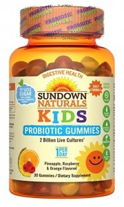 Sundown® Naturals Kids Non-GMO Complete Multivitamin Gummies 30ct