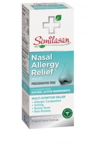 Similasan Nasal Allergy Relief- .68oz