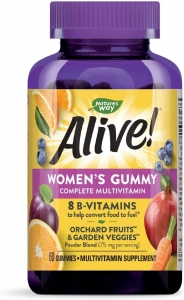 Nature's Way Alive! Women's Multivitamin Gummy  - 60ct