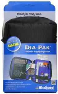 Dia-Pak Classic Diabetic Supply Organizer