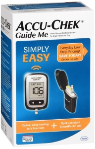 Accu-Chek Guide Me Meter Care Kit - 1ct
