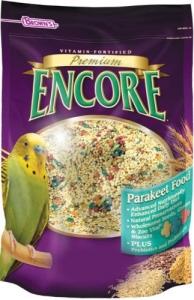 F.M. Brown's Encore Premium Parakeet Food - 5lb Bag