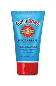 Gold Bond Foot Cream 4oz