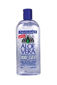 Fruit of the Earth 100% Aloe Vera Gel - 12oz Bottle