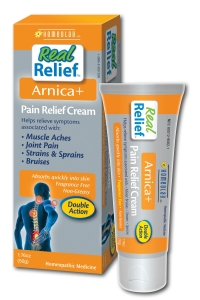 Homeolab Usa Real Relief Arnica Pain Relief Cream 1.76 oz