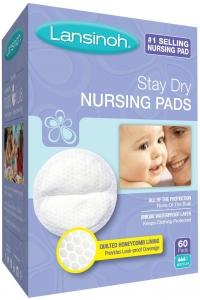 Lansinoh Disposable Nursing Pads - 60ct