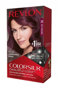 Revlon Colorsilk Beautiful Color #34 Deep Burgundy