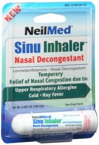 NeilMed Sinu Inhaler Nasal Decongestant - 1ct