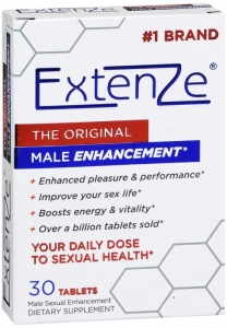 Extenze Original Formula Male Sexual Enhancement- 30ct