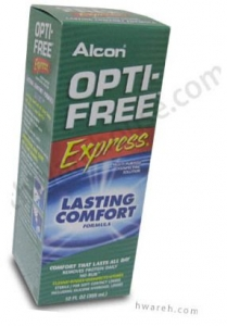 Alcon Opti-Free Express Multi Purpose Disinfecting Solution
