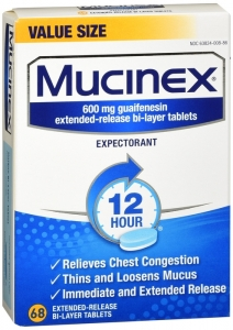 Mucinex SE Extended Release Bi-Layer Tablets 68ct