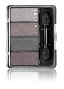 CoverGirl Eye Enhancers 4-Kit Shadows, Smokey Nudes - .19oz Case
