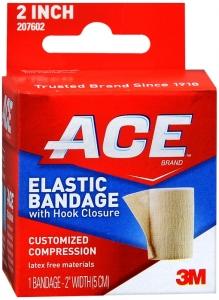 """ACE Elastic Bandage Velcro -2"""""""