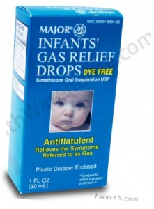 Infant Gas Relief Dye Free Drops - 1 fl. oz.