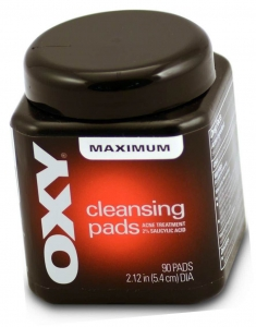 Oxy Maximum Cleansing Pads - 90 Pads