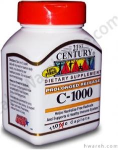 Vitamin C 1000mg Prolonged Release - 110 Caplets