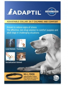 Adaptil Collar Med/Large Dog - Size : Necks up to 26.4""