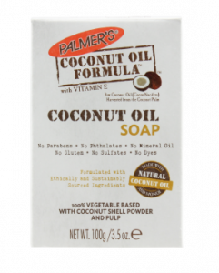 Palmers Coconut Oil Soap Bar 3.5 oz