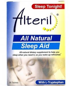 Alteril Natural Sleep Aid Tablets, 30 ct