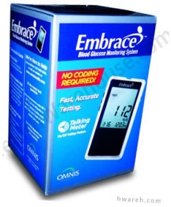 Embrace Blood Glucose Monitoring System