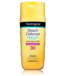 Neutrogena Beach Defense Sunscreen Lotion SPF 30 - 6.7oz