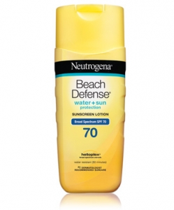 Neutrogena Beach Defense Sunscreen Lotion SPF 70 - 6.7oz