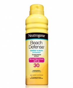 Neutrogena Sun Beach Defense Sunscreen Spray SPF 30 - 6.5oz