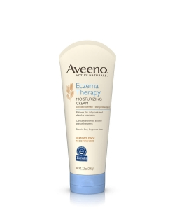 Aveeno Active Naturals Eczema Therapy Moisturizing Cream - 7.3oz