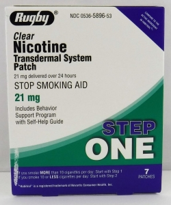 Nicotine Transdermal System (21mg) - 7 Patches