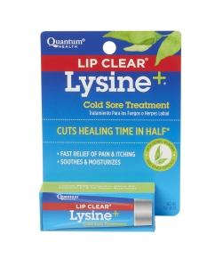 Lip Clear Lysine+ Cold Sore Treatment- 7g