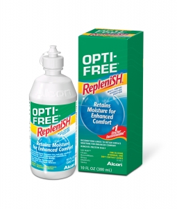 Alcon Opti Free Replenish - 10 oz.