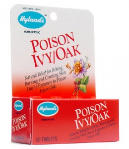 Hyland's Poison Ivy/Oak Treatment Tablets - 50ct