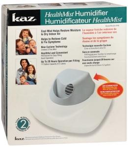 KAZ 1.2-Gal. Health Mist Humidifier
