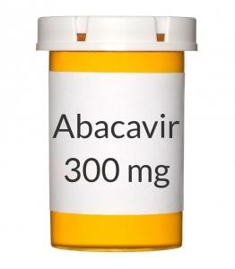 Abacavir 300mg Tablets