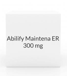 Abilify Maintena ER 300mg Dual-Chamber Syringe Kit